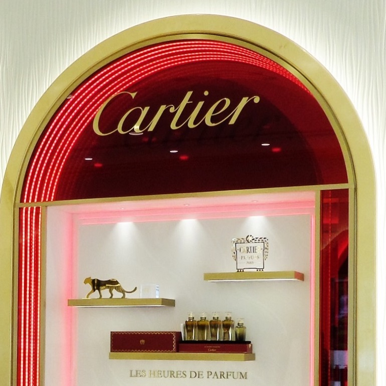 Cartier | Perfumes | 849-18