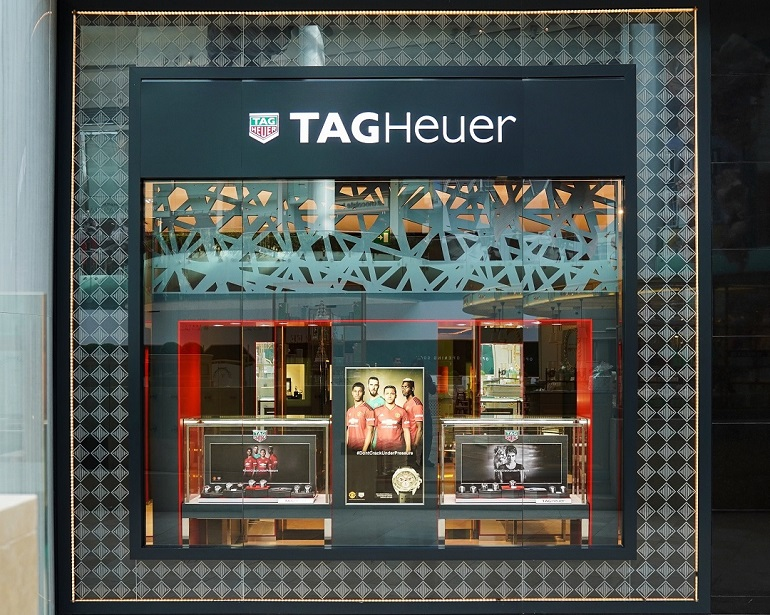 TAG Heuer   Watches   668-18