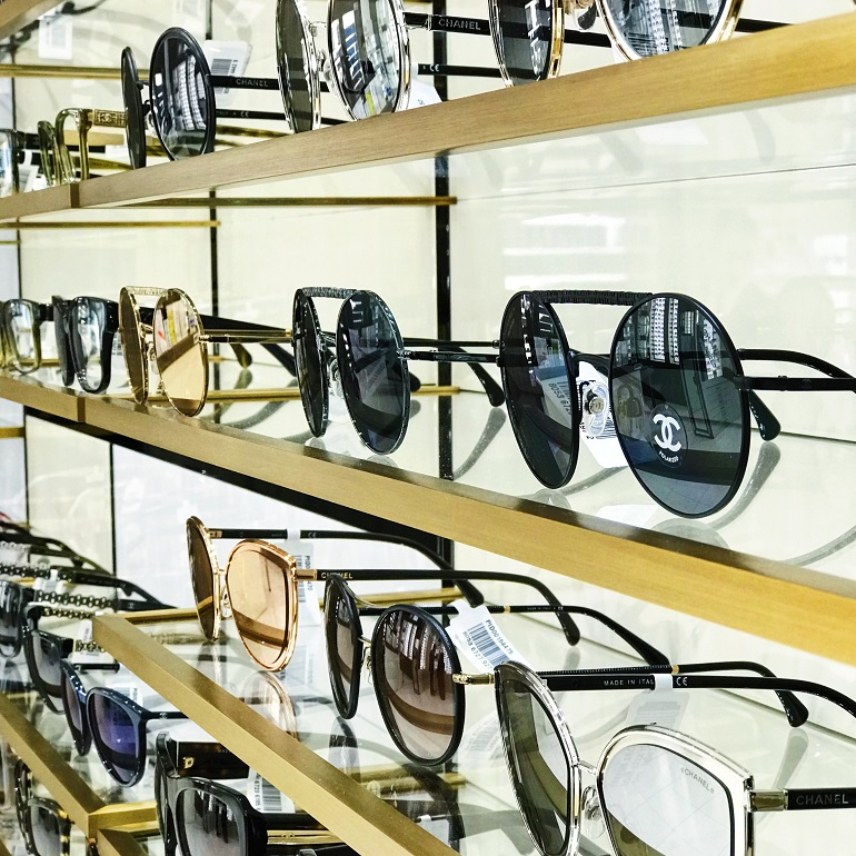 Chanel | Eyewear | 648-17, Luxottica, Chanel, Shop-In-Shops, Yateem Optician | City Centre Mirdif | Dubai