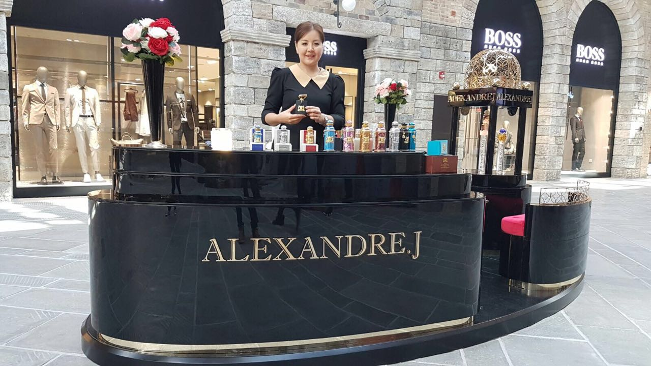 Alexandre.J | Perfumes | 441-16, Alexandre.J, Alexandre.J, Pop-Up Stores, The Outlet Village | Dubai