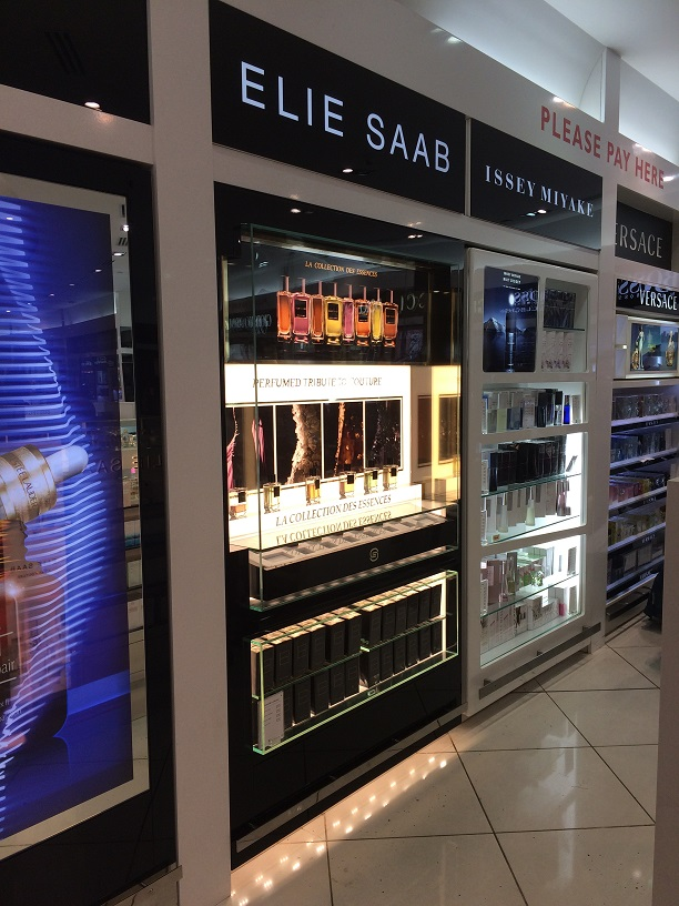 Elie Saab | Perfumes | 112-15, Elie Saab, Elie Saab, Shop-In-Shops, Dubai International Airport