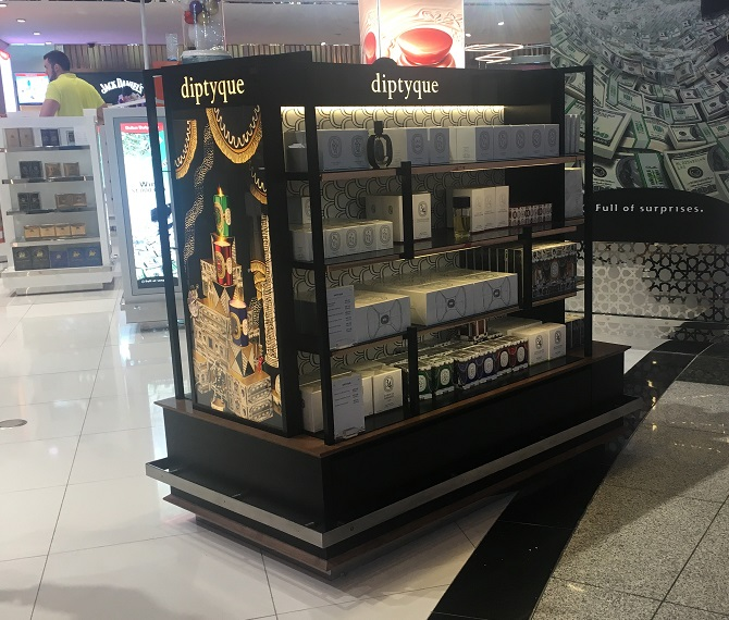 Diptyque | Perfumes | 390-16, Diptyque, Diptyque, Shop-In-Shops, Dubai International Airport