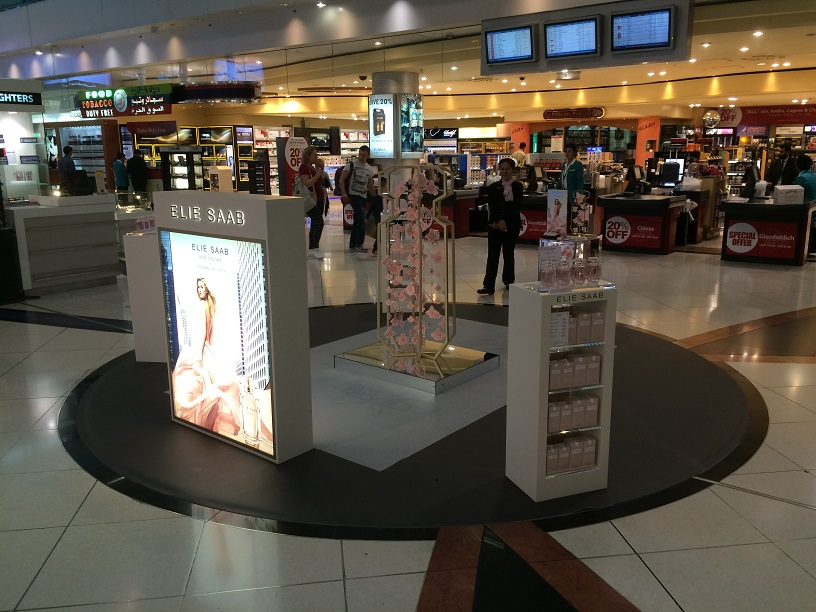 Elie Saab | Perfumes | 270-16, Elie Saab, Elie Saab, Pop-Up Stores, Dubai International Airport