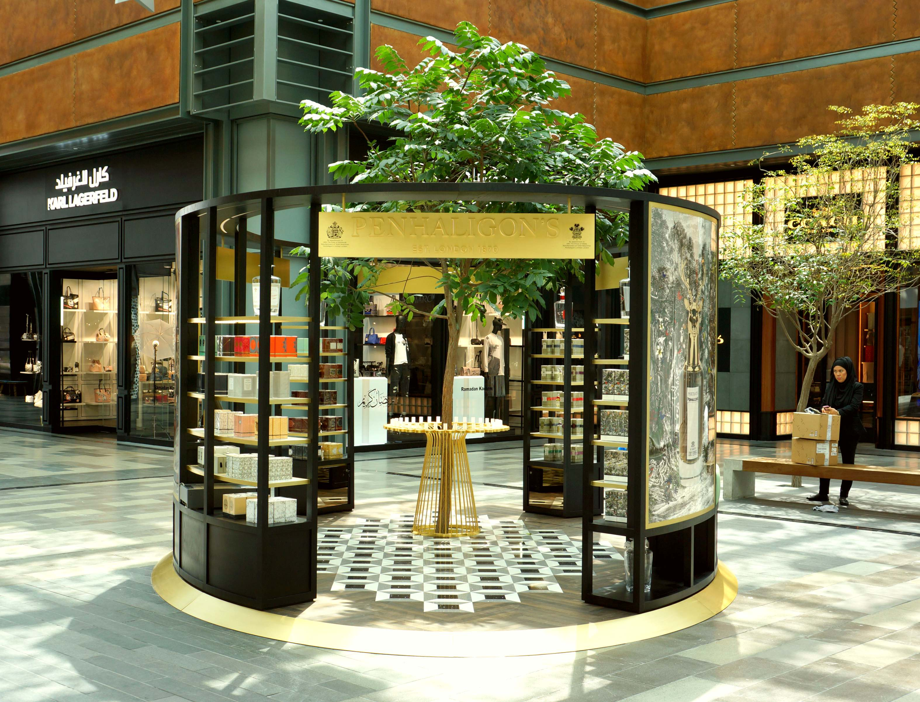 Penhaligons | Perfumes | 536-17, Chalhoub Group, Penhaligons, Pop-Up Stores, City Walk | Dubai