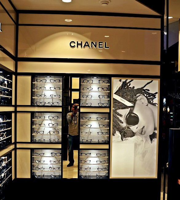 Chanel | Eyewear | 387-16, Luxottica, Chanel, Shop-In-Shops, Yateem Optician | The Dubai Mall | Dubai