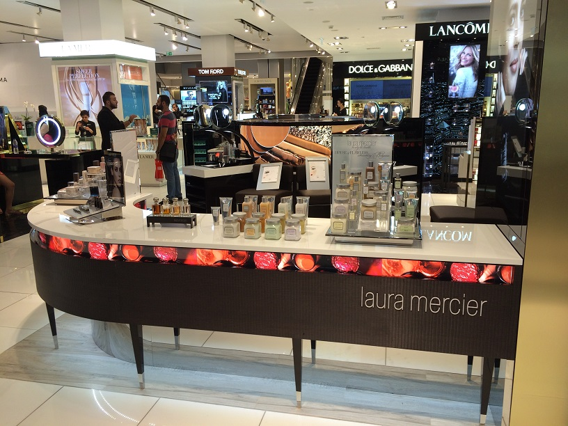 Laura Mercier | Cosmetics | 184-15, Laura Mercier, Laura Mercier, Shop-In-Shops, Harvey Nichols | Mall of Emirates | Dubai