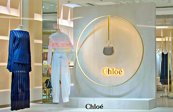 Chloe | Fashion | 490-17, Chloe, Chloe, Window Displays, Centria Mall | Riyadh