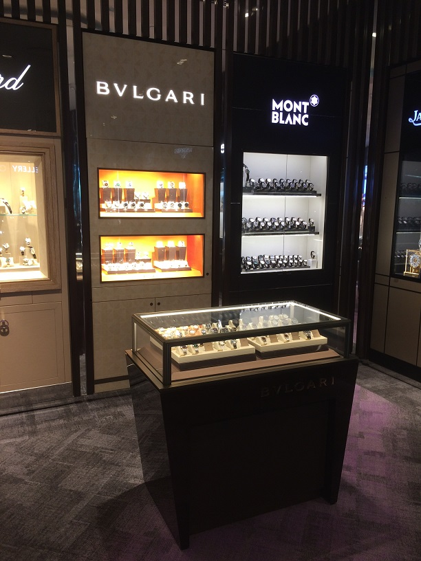 Bvlgari | Watches | 246-15, Bvlgari, Bvlgari, Shop-In-Shops, Dubai International Airport