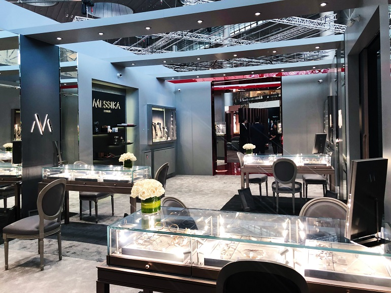 Messika | Jewelry | 928-18, Messika, Messika, Boutiques, DJWE 2019 | Doha Exhibition and Convention Center | Doha