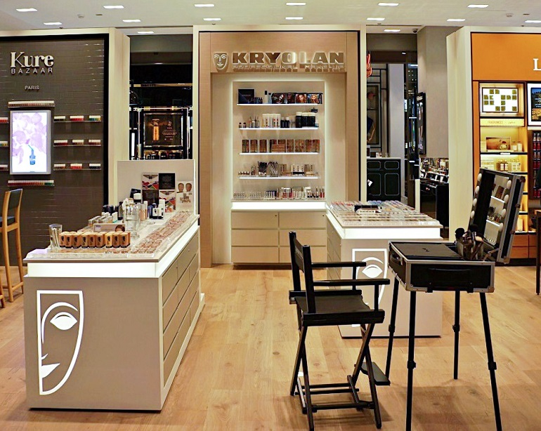 Kryolan | Cosmetics | 363-16, Kryolan, Kryolan, Shop-In-Shops, Le BHV Marais | City Walk | Dubai