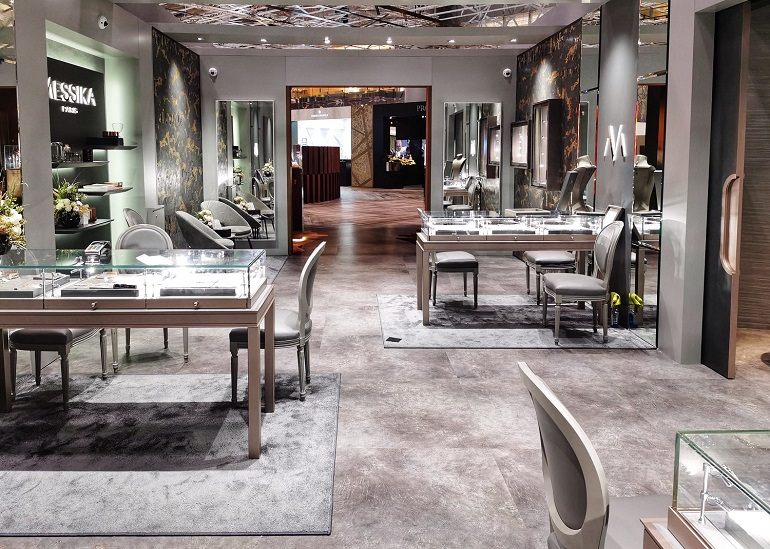 Messika | Jewelry | F275-19, Messika, Messika, Boutiques, Doha Exhibition & Convention Center | Doha