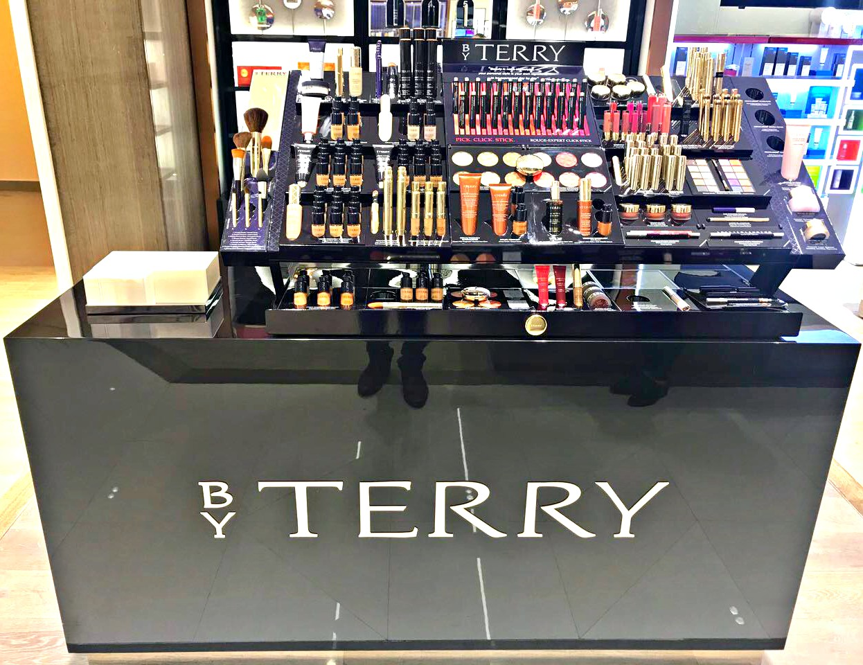 By Terry | Cosmetics | 474-17, Sprecher Berrier Group of Companies, By Terry, Shop-In-Shops, Areej | Doha Festival City | Doha