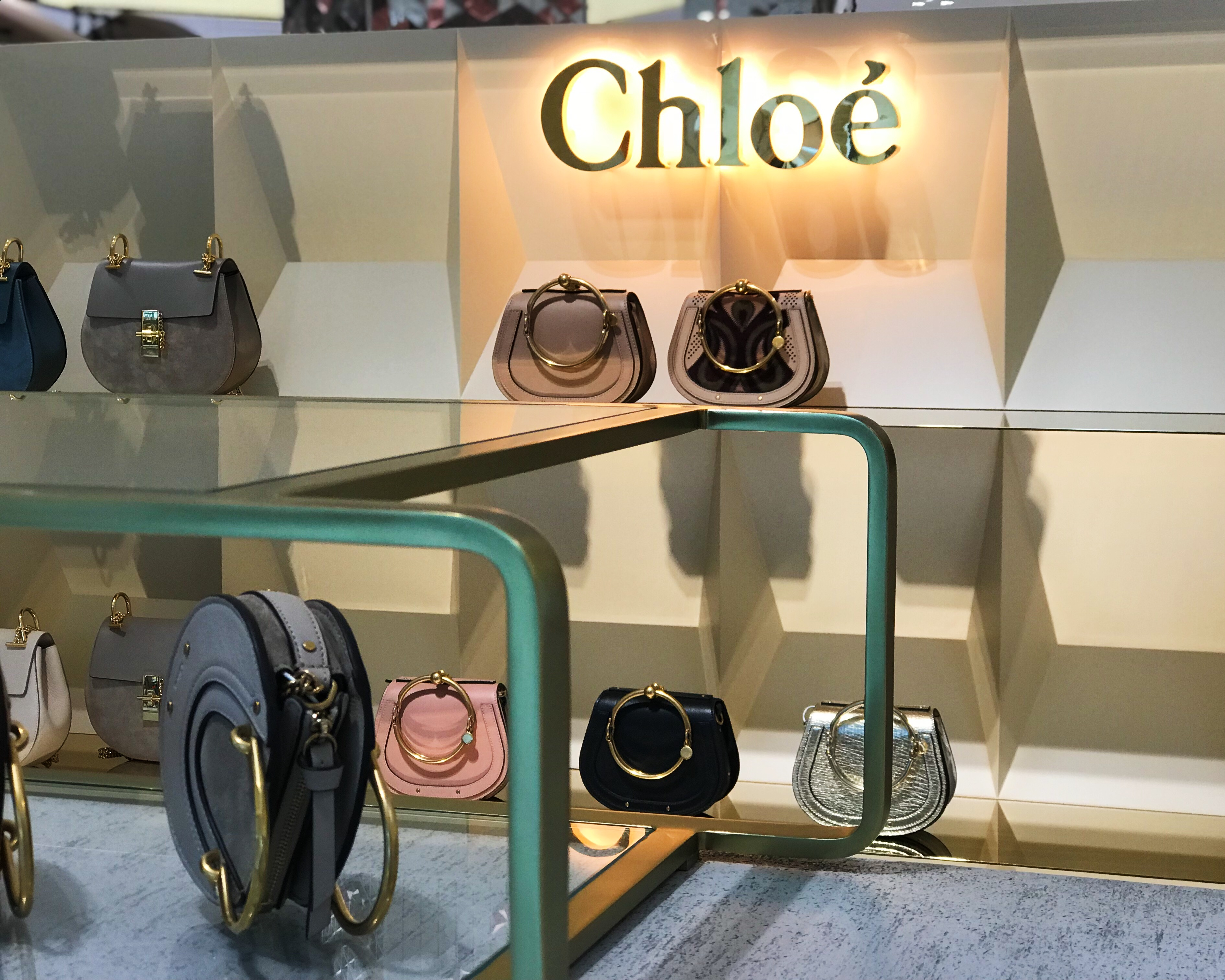 Chloe | Fashion | 680-18, Chloe, Chloe, Pop-Up Stores, Tryano | Yas Mall | Abu Dhabi