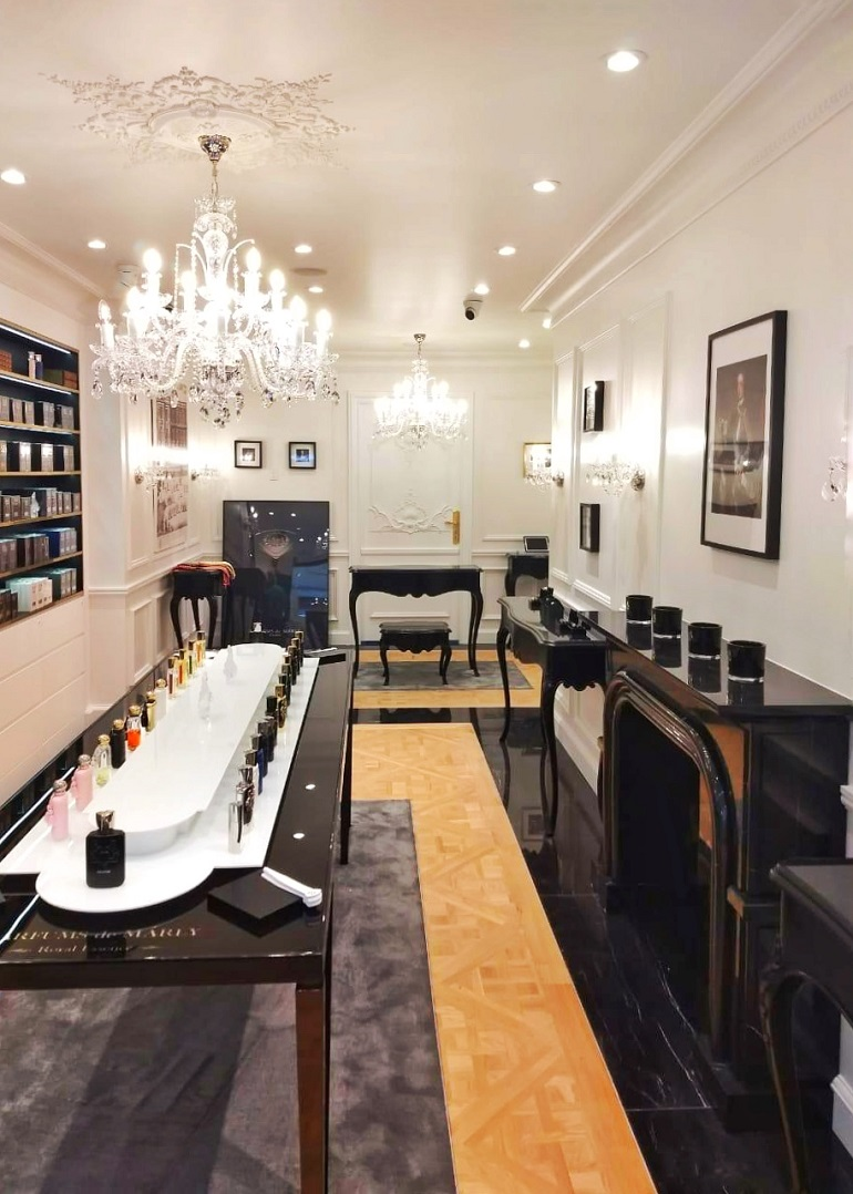 Parfums de Marly | Perfumes | 779-18,  Sprecher Berrier Group of Companies, Parfums de Marly, Boutiques, 805 Washington St | New York