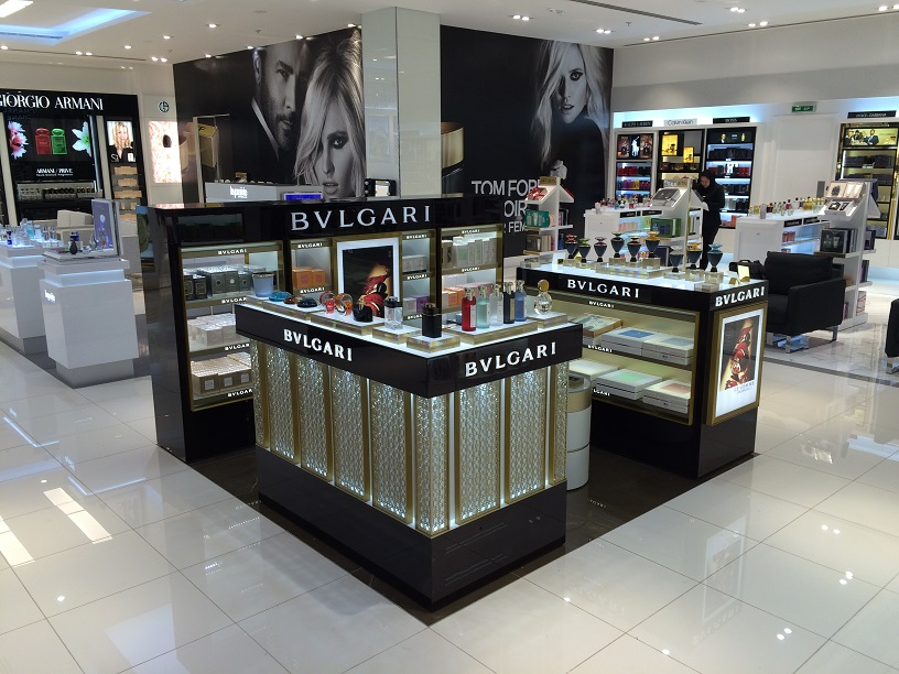 Bvlgari | Perfumes | 215-15, Bvlgari, Bvlgari, Shop-In-Shops, Areej | City Centre | Muscat